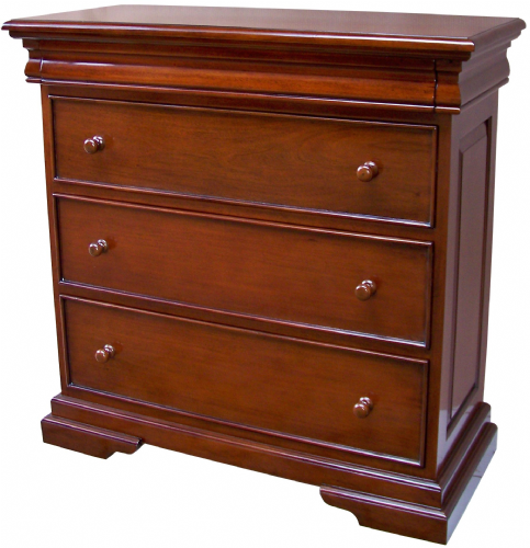 Sleigh 3 (4) Drawer Chest